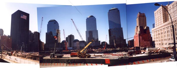 Ground Zero, Dec 2001