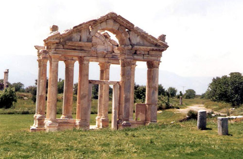 temple ruins
